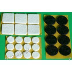 podkladki antyposlizg kolko spienione gumowe samoprzyl sred 16 100szt
