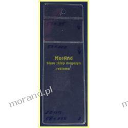identyfikator zawieszka folia 2 kieszenie 55x110 55x34 2 Biuro i Reklama