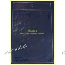 identyfikator zawieszka magazynowa folia A6 115x150 18a Biuro i Reklama