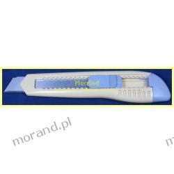 ostrza wklady nozyk wysuwany lamany duzy 10szt 1 op Akcesoria biurowe