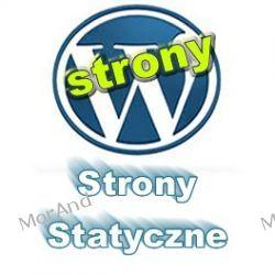 Dodawanie stron statycznych bloga i możliwości własnego menu VWP06 Internet
