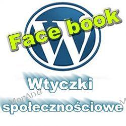 Wtyczki społecznościowe Facebook i Fanpage na blogu Wordpress VWP10 Internet