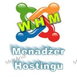 Co zawiera kurs video menadżer hostingu WHM VJ01 Wieszaki na torebki