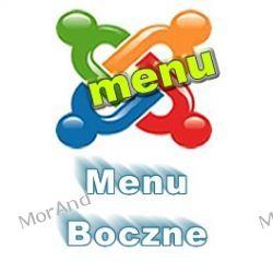 W jaki sposób tworzymy i projektujemy menu boczne VJ08 Biuro i Reklama