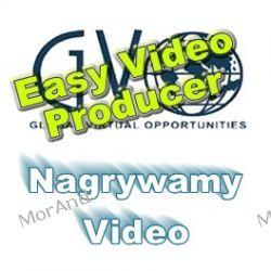 Producent filmów video za pomocą kamery internetowej i mikrofonu VGV14