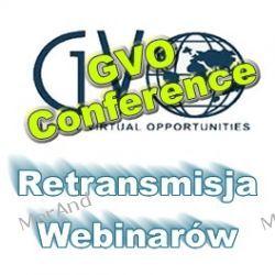 Jak pokazać nagranie z prezentacji na webinarze w internecie cz. 3 VGV17 Oprogramowanie