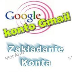 Założenie konta pocztowego Gmail VGO01 Oprogramowanie