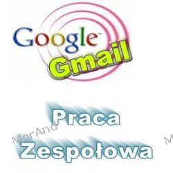 Korzystanie z funkcji konta pocztowego Gmail do pracy zespołowej VGO03 Oprogramowanie