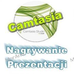 Nagranie video prezentacji Power Point w Camtasia czas 12,05 VCAM03 Oprogramowanie