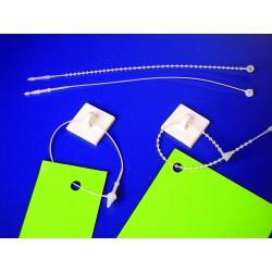 paski zylki spinajace nylon karbowane 125mm 5000szt T10125