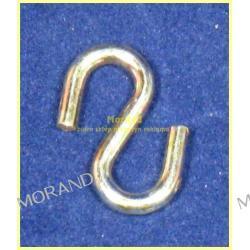 haczyk drut metal typ s 22mm