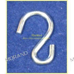 haczyk drut metal typ s 25mm