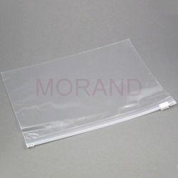 teczka foliowa na suwak, teczka z suwakiem, zipperbag 200x150 1000szt