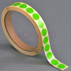 kolka kolor samoprzylepne do oznaczania opakowan produkt fi 13 1000szt