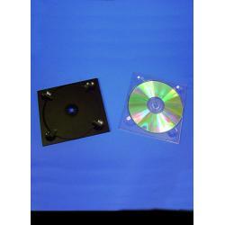 pudelko opakowanie cd z uchwytem tek 137x125 100szt