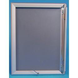 ramka reklam alumin zatrzask zamykana profil 32mm A2 42x60