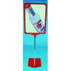 ramka plastik reklam ze stojakiem ekspozytor ramkowy kpl A3