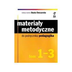 Materiały metodyczne do podręcznika Pedagogika