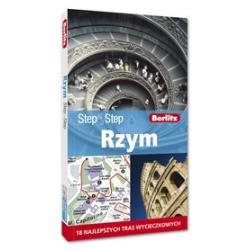 Przewodnik Step by Step Rzym + plan miasta