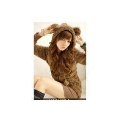 """kopia "" Tunika Bluza Mis Misiek Japan Style K-046-BR"