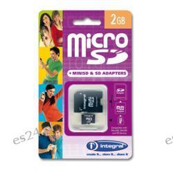 KARTA PAMIĘCI MICRO SD SDHC 2GB 100%ORYG INTEGRAL