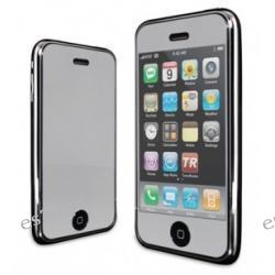 *6 WARSTW FOLIA POLIWĘGLAN iPhone 3g  LUSTRO HI