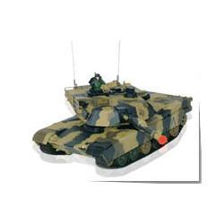 ABRAMS M1A2- Czołg zdalnie sterowany strzelający kulkami 6mm