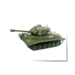 Czołg Snow Leopard - z działem na kulki i wytwornicą dymu