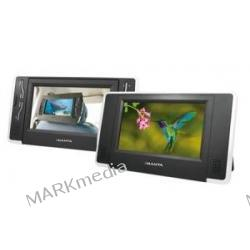 Odtwarzacz DVD Manta 052 DUAL SCRIN LCD 2x7''