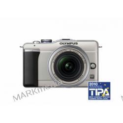 Aparat fotograficzny Olympus E-PL1 DZK SZAMPAŃSKI N3845192