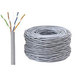 Kabel UTP  305  4x2 UTP Kat.5 0.50CCA drut  żyła 0.5mm /2143#/
