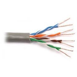 Kabel UTP  305  4x2 UTP Kat.5 0. drut  miedziany żyła 0.5mm