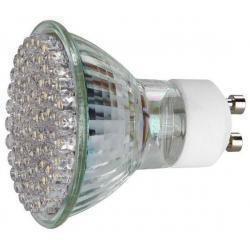 Żarówka LED GU10 60 barwa zimna
