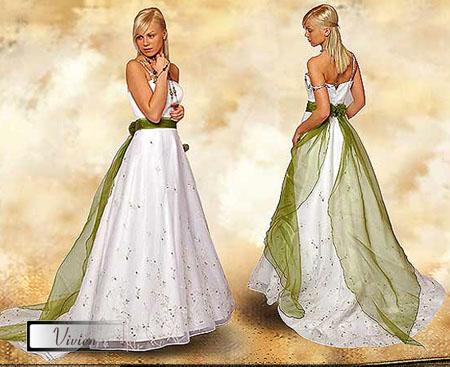 4c05355b18 Vivien - suknia ślubna CATHERINE z kolekcji Ametyst na Bazarek.pl