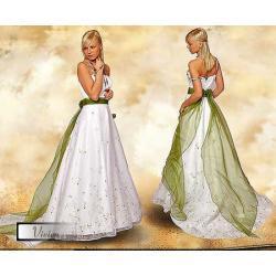 Vivien - suknia ślubna CATHERINE z kolekcji Ametyst