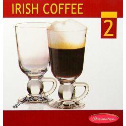 2 szklanki Irish Coffee proste