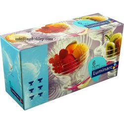 Pucharki do lodów 6 szt. LUMINARC Tropic  Kubki