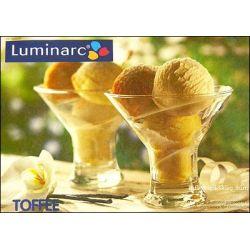 Pucharki do lodów 6 szt Luminarc Toffee