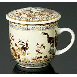 Kubek do ziół, herbaty z sitkiem PAW  HS-11.1