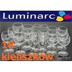 Promocja Kieliszki Opti 18szt. Luminarc