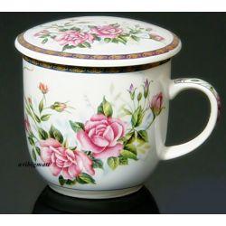 Kubek do ziół, herbaty z sitkiem HS-224