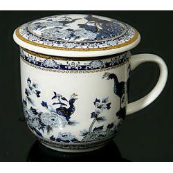 Kubek do ziół, herbaty z sitkiem HS - 11