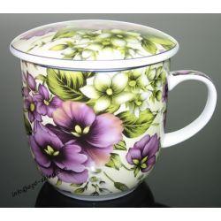 Kubek do ziół, herbaty z sitkiem HS - 202