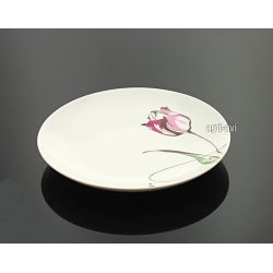 Talerz deserowy Tulipe Ambition porcelana