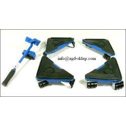 Urządzenie do przesuwania mebli, transport mebli