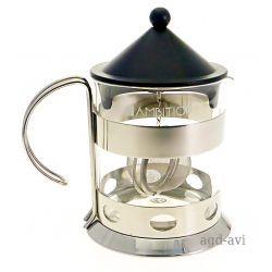 Dzbanek zaparzacz szklany do herbaty i ziół