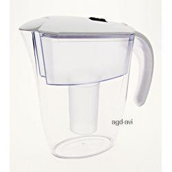 Dzbanek filtrujący do wody z wkładem