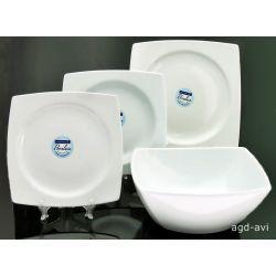 Luminarc Serwis obiadowy 19cz Trendy White porcelana