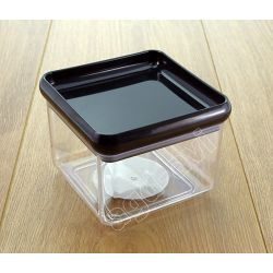 Pojemnik do żywności hermetyczny kwadrat