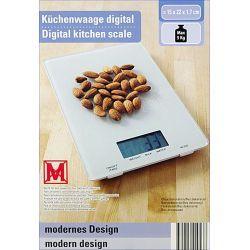 Waga kuchenna 5kg z miarą pojemności elektroniczna Wagi i miarki kuchenne